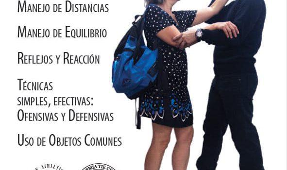 2017 Seminario Defensa Personal Femenina en CABA