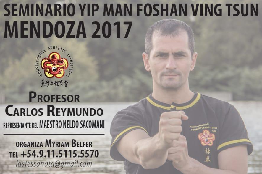 2017 Seminario Wing Chun Mendoza
