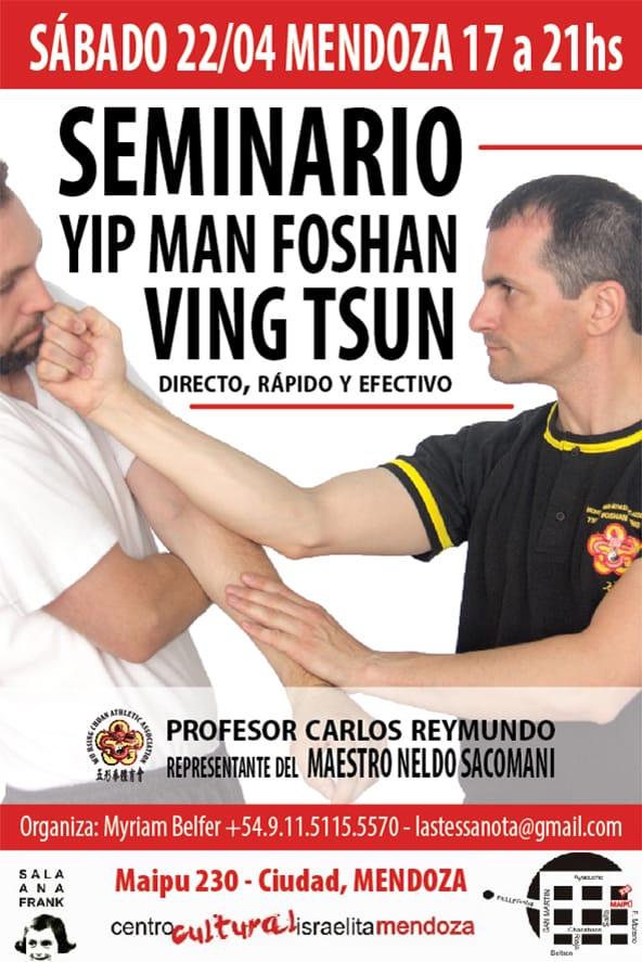 22042017 Seminario Wing Chun
