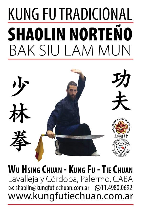 2018 Clases Shaolin Norteño