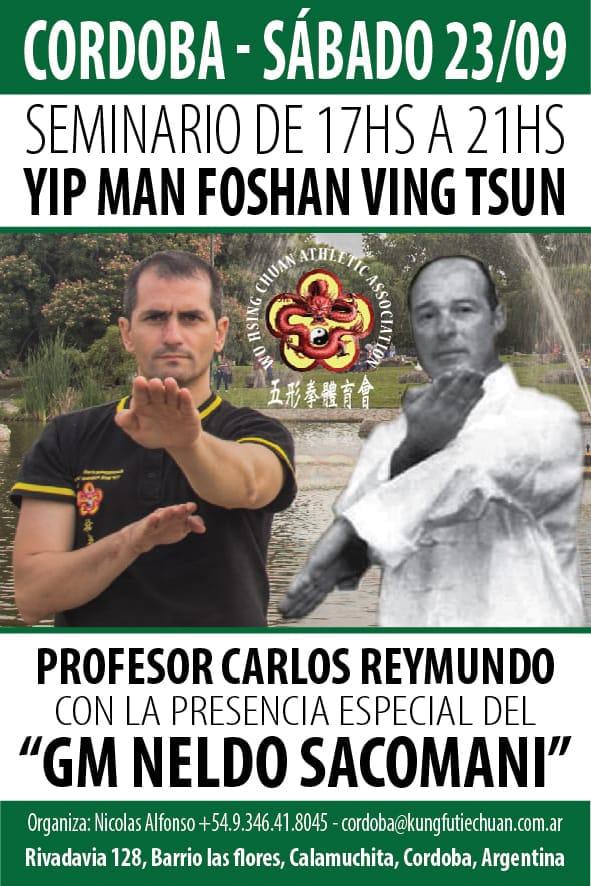 23092017 Seminario Wing Chun