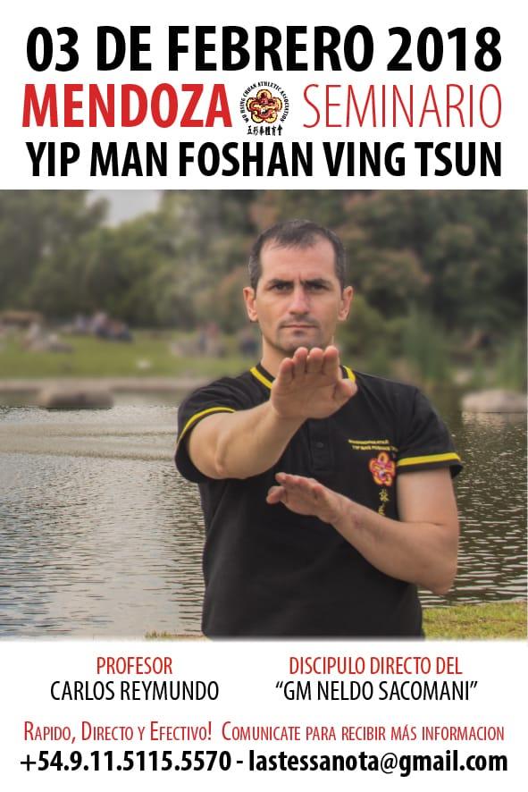 03022018 Seminario Wing Chun